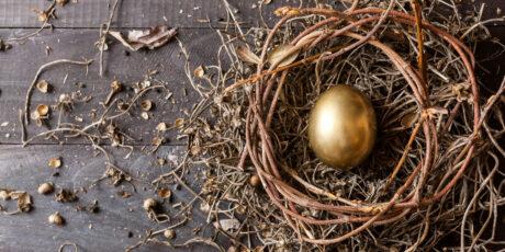 Das goldene Ei