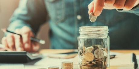 Sparen und Finanzbuchhaltung